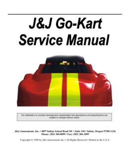 08 Go Kart Manual