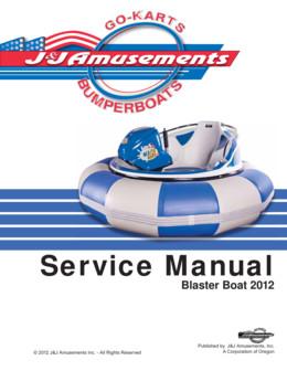 Blaster Boat 2011-2012