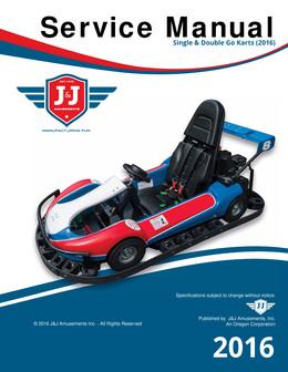 Go Kart  Service Manual 2016