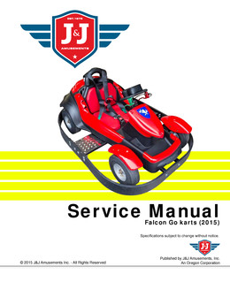 Service Manual – Falcon Go-kart 2015