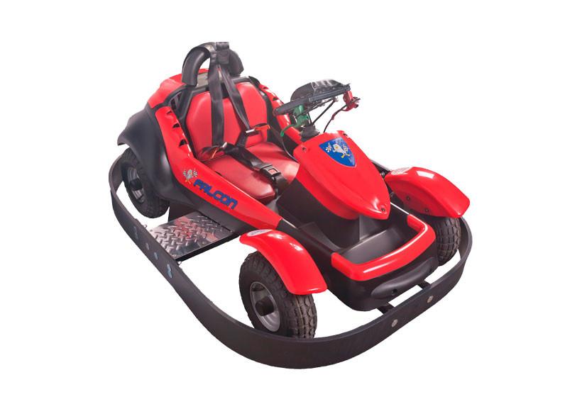 Falcon Kiddie Go Kart 2
