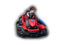 Falcon Kiddie Go Kart 3
