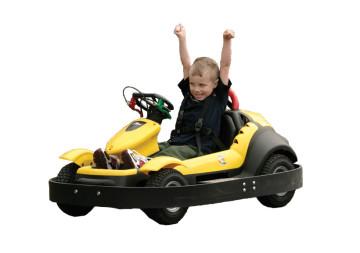 Falcon Kiddie Go Kart 5