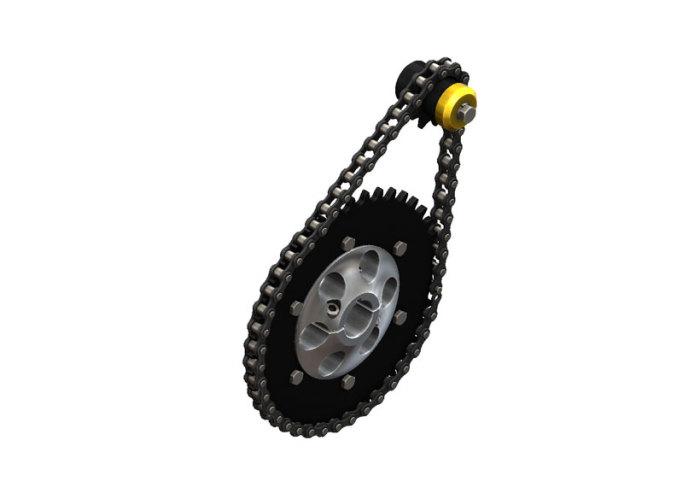 Chain-drive_go kart_JJ-Amusements