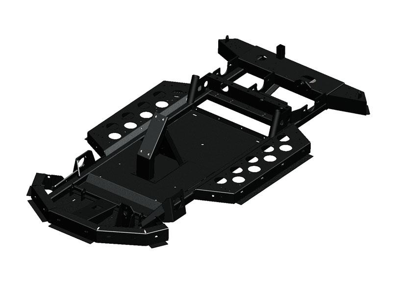 unitized steel frame  karts bumper boats manufacturer jj amusements