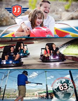 Karts, Boats, batting Brochure 2018