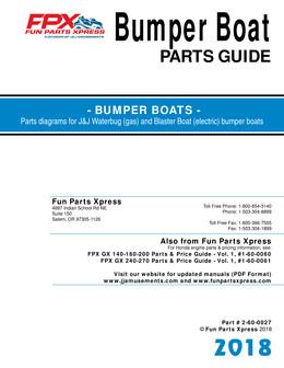 Bumper boat parts guide 2018