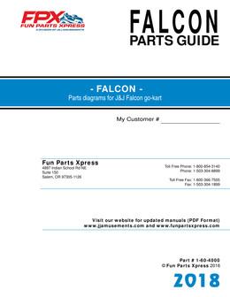 Falcon Parts – 2018