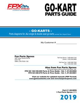 Go-Kart Parts Guide – 2019