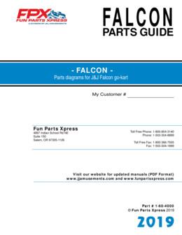Falcon Parts – 2019