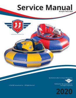 Bumper Boat Service Manual – 2020