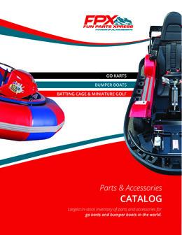 Parts & Accessories Catalog 2021